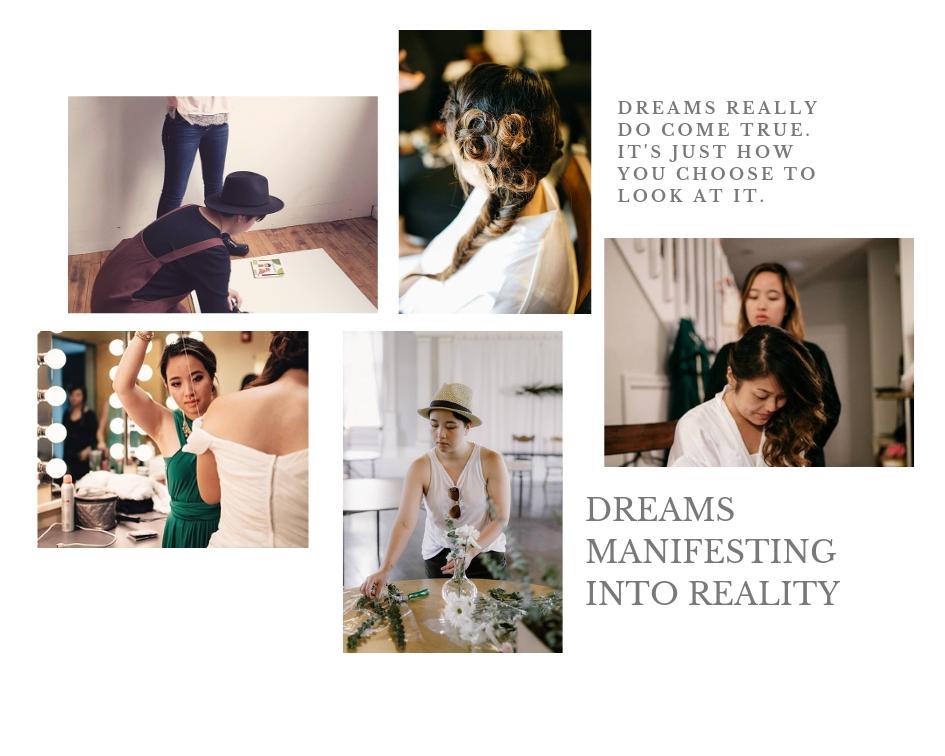 dreams becoming reality