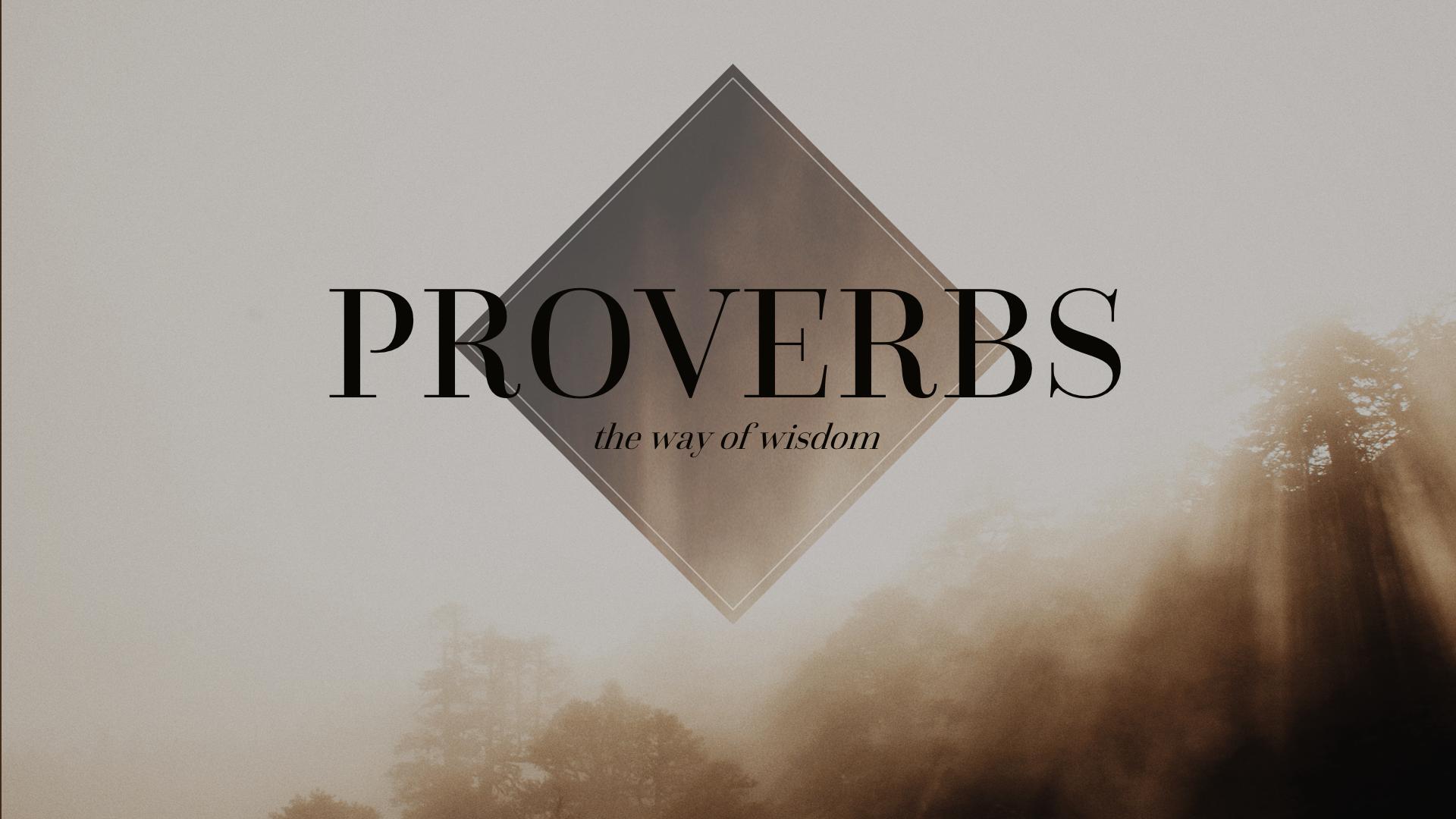 Proverbs (2018)