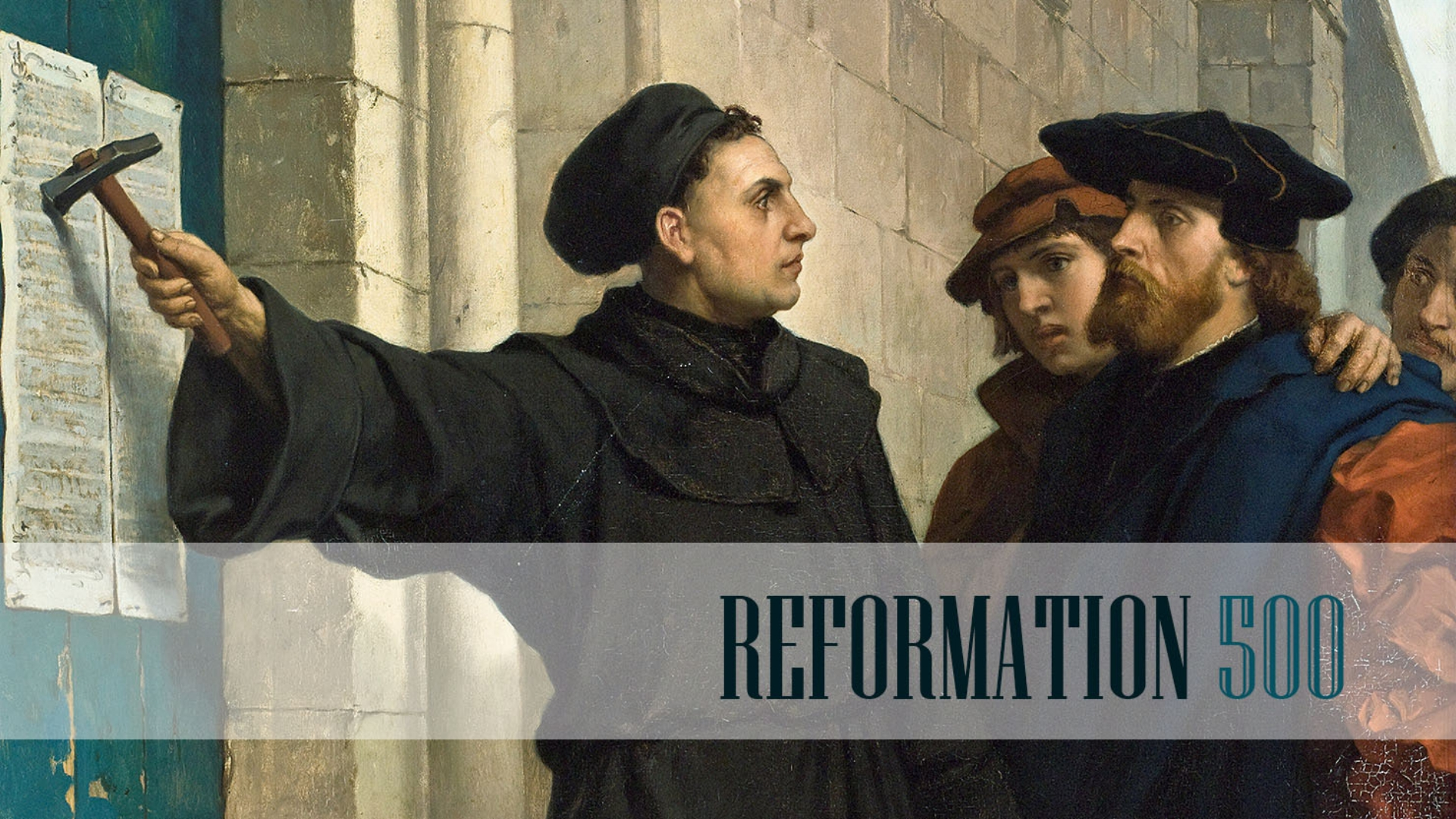 Reformation 500 (2017)