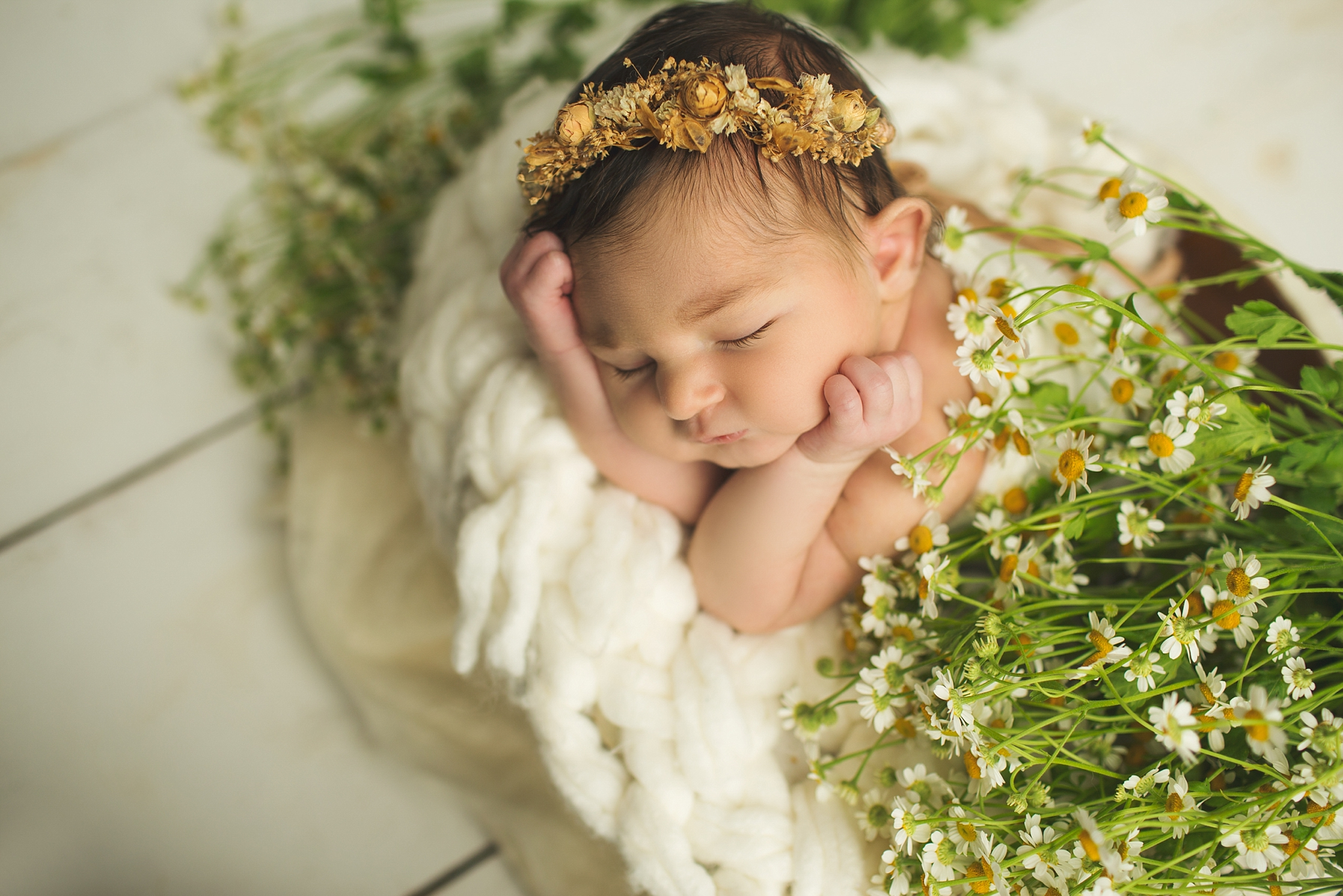 floral newborn