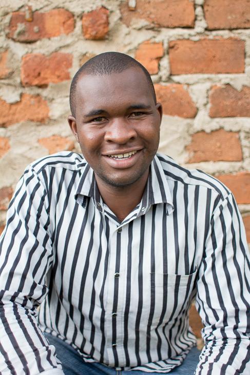 Oscar Abungana- Waweza Movement Rescue Center Operations Manager.