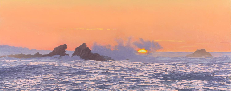 Mendocino Sundown