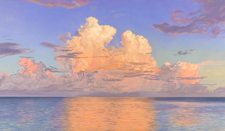 Summer Evening on Pelican Bay.jpg
