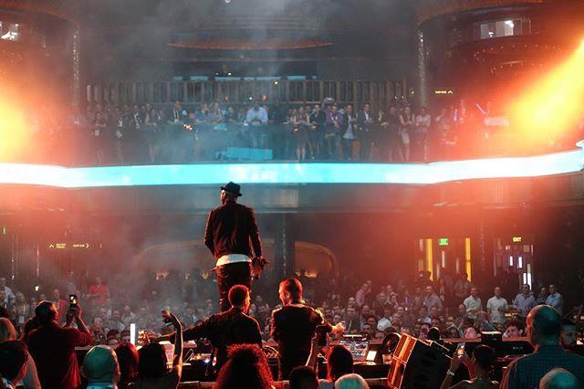 Good times DJing for @neyo last week at Omnia. . . . . . . . . . #hakkasan #neyo #omnianightclub #pioneer #pioneerdj #nativeinstruments #nightlife #hiphop #randb #pitbull #lasvegas