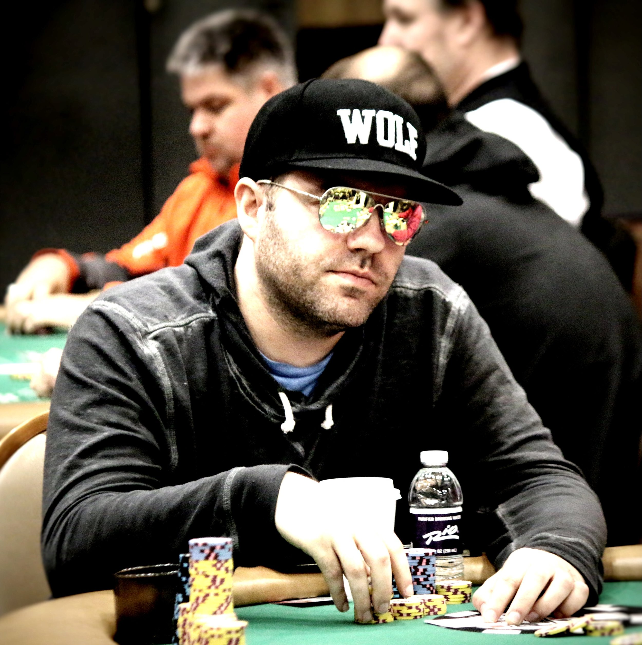 We are excited to announce that poker pro and 3x bracelet winner Dutch Boyd will be joining us at our inaugural event at Majestic Star Casino!