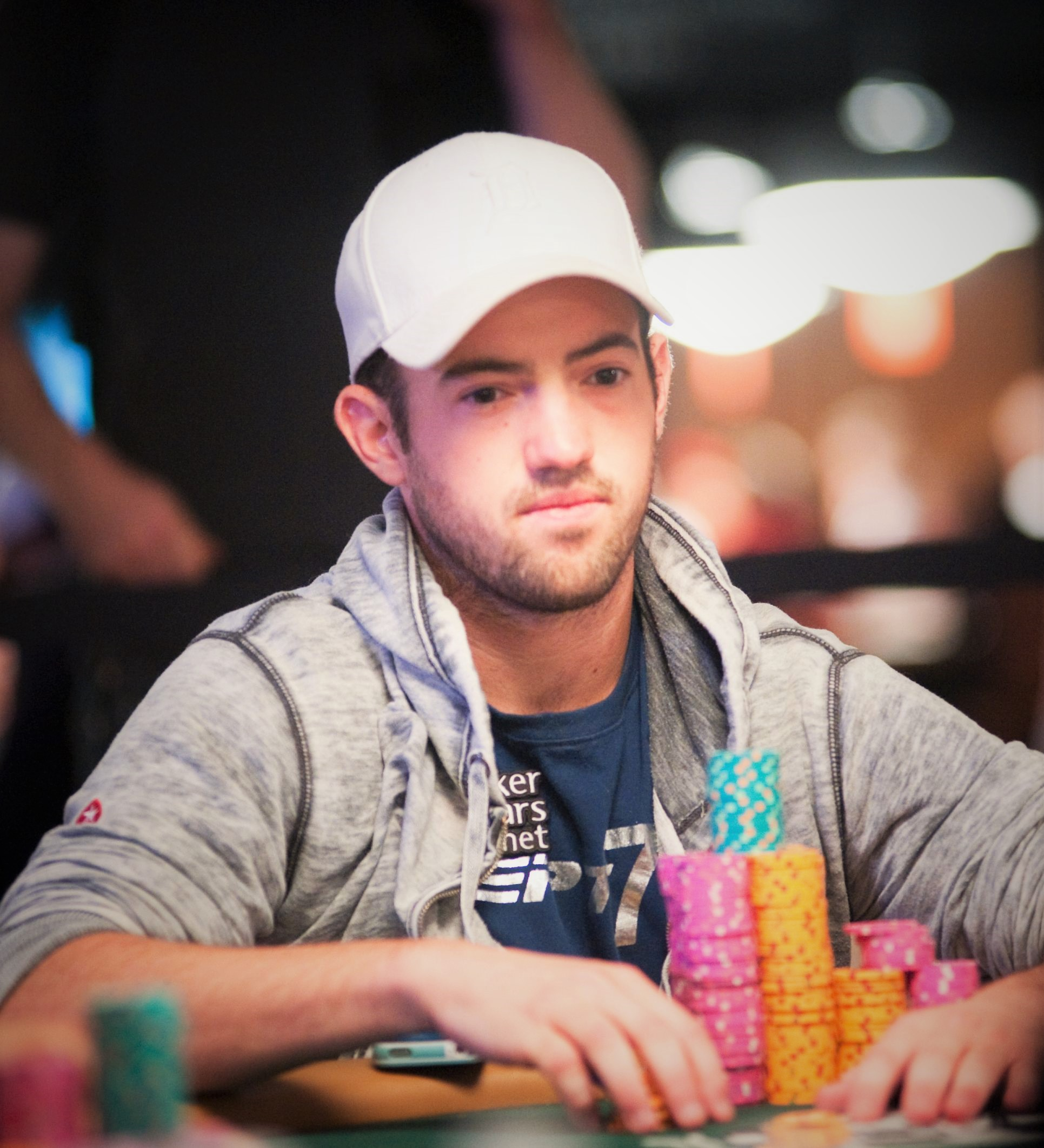 Looking forward to seeing WSOP Main Event winner Joe Cada as well. Great guy and great poker player!