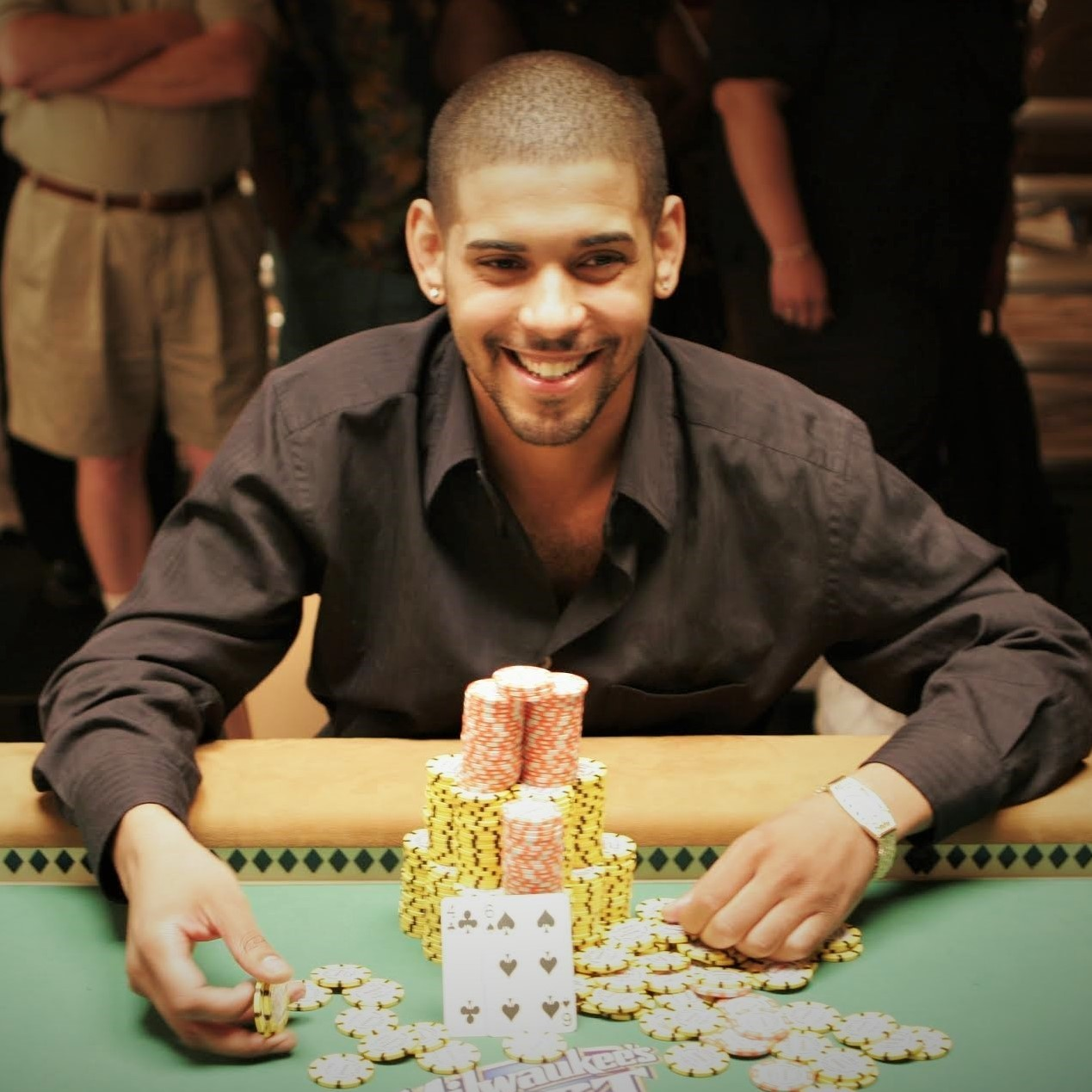 The list of pros coming to the event just keeps growing! David Williams will be joining us at Majestic Star Casino!