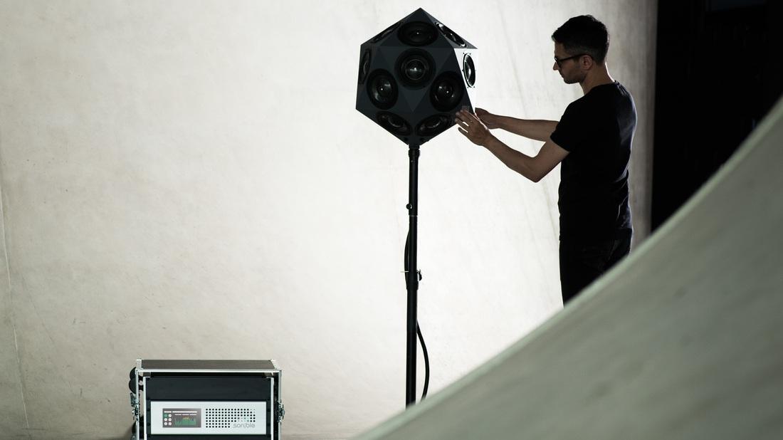 Immersive Speaker Exploration - READ MORE +
