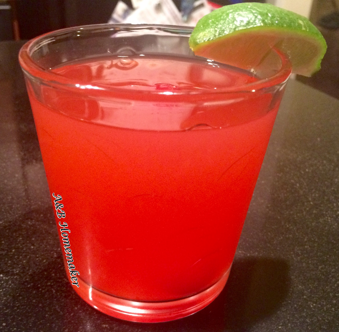Cherry & Lime Delight