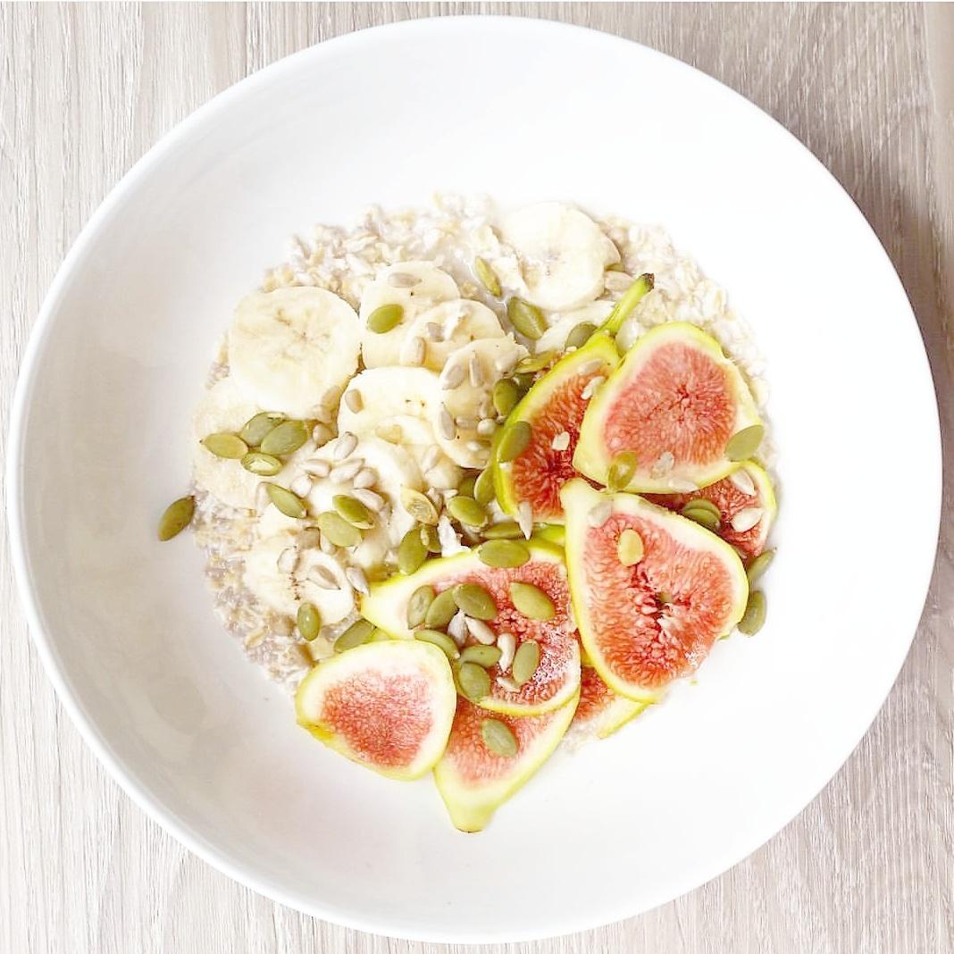 whole food porridge