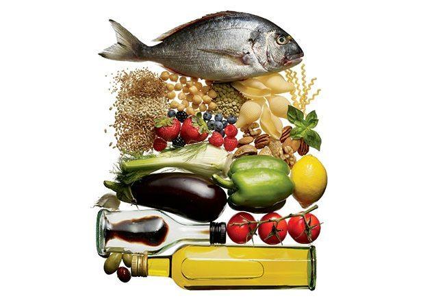 Mediterranea diet and depression