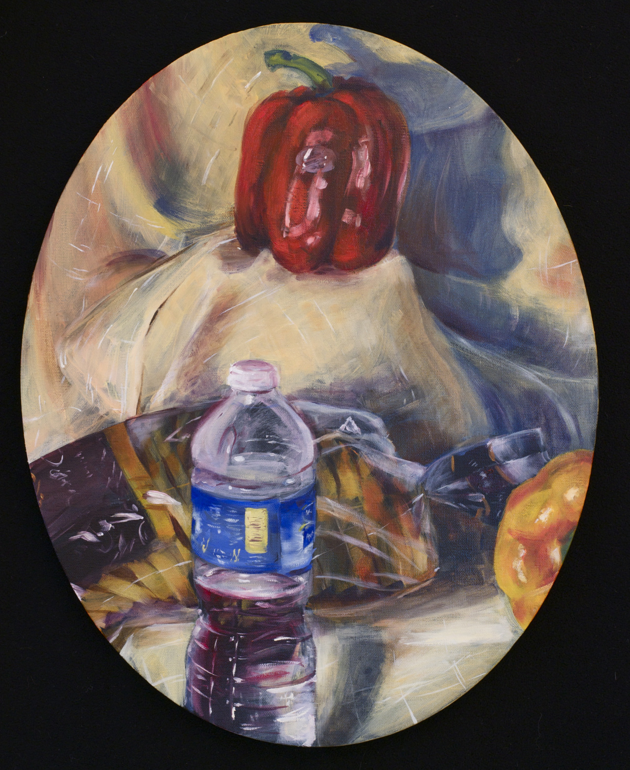 """Bread and Water 2013 16""""x20"""""""