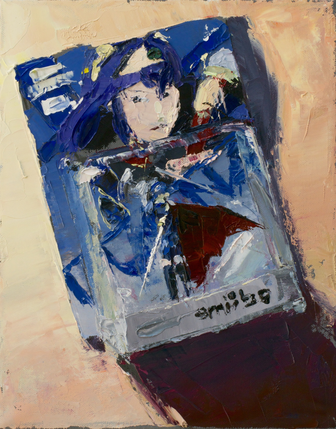 """Lucina Still-life 2015 11""""x14"""""""