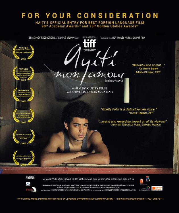 Line Up — Flourishing Films