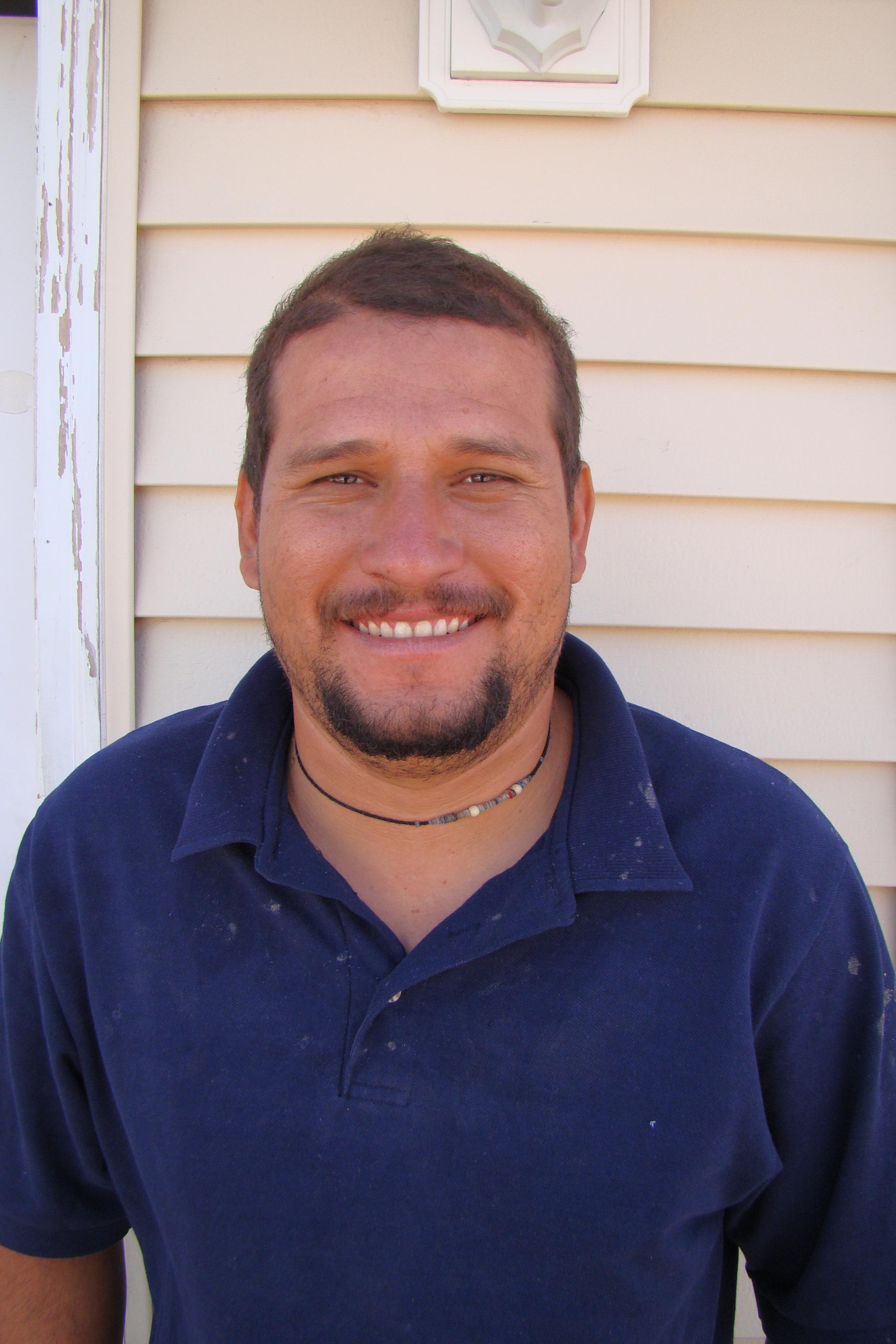 Carlos Medrano   Farm Manager