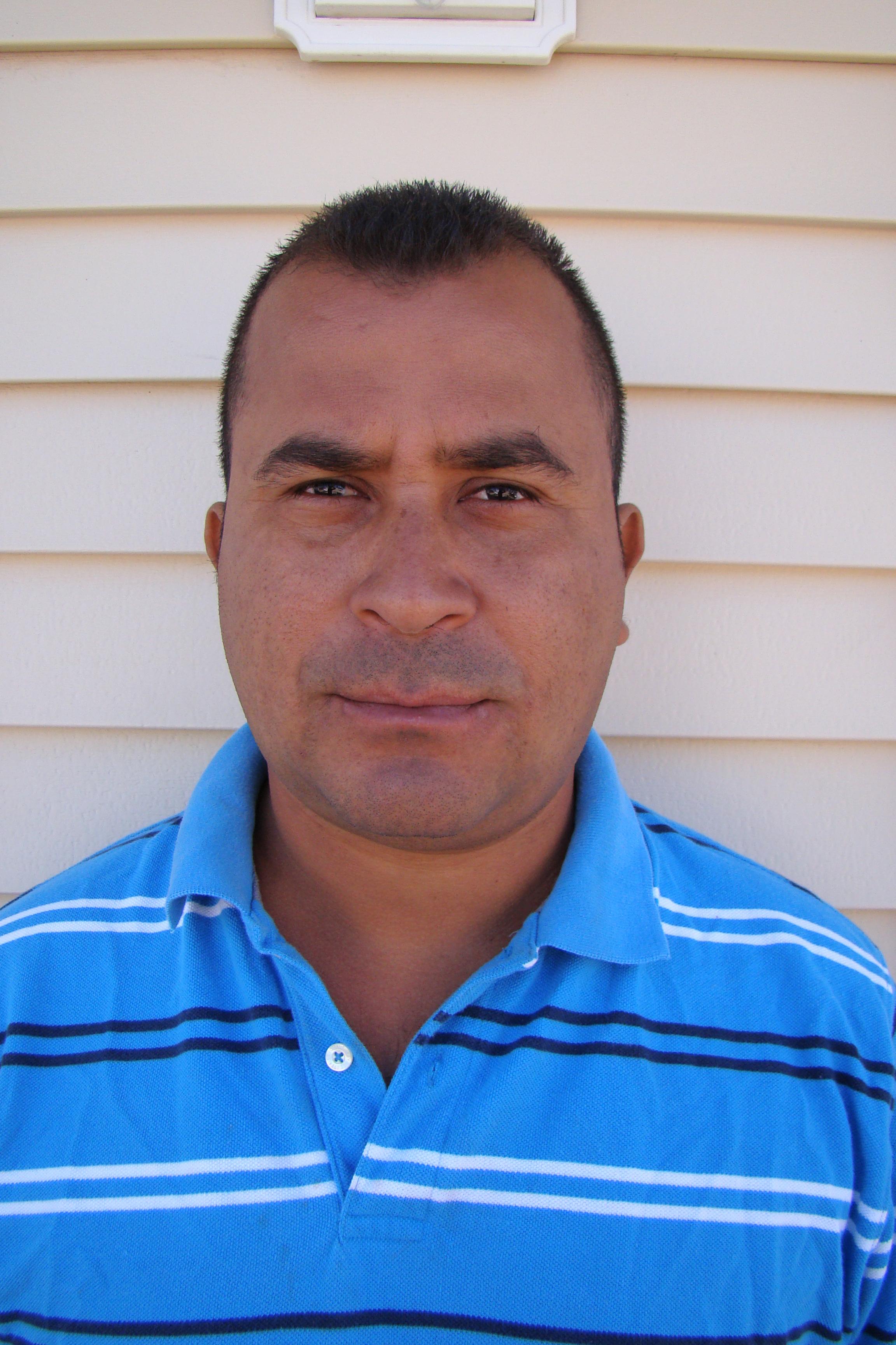 Claudio Mejio   Harvest Crew Leader