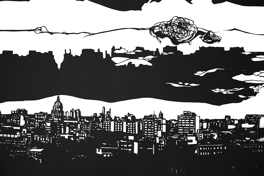 La Habana (Skyline series) detail