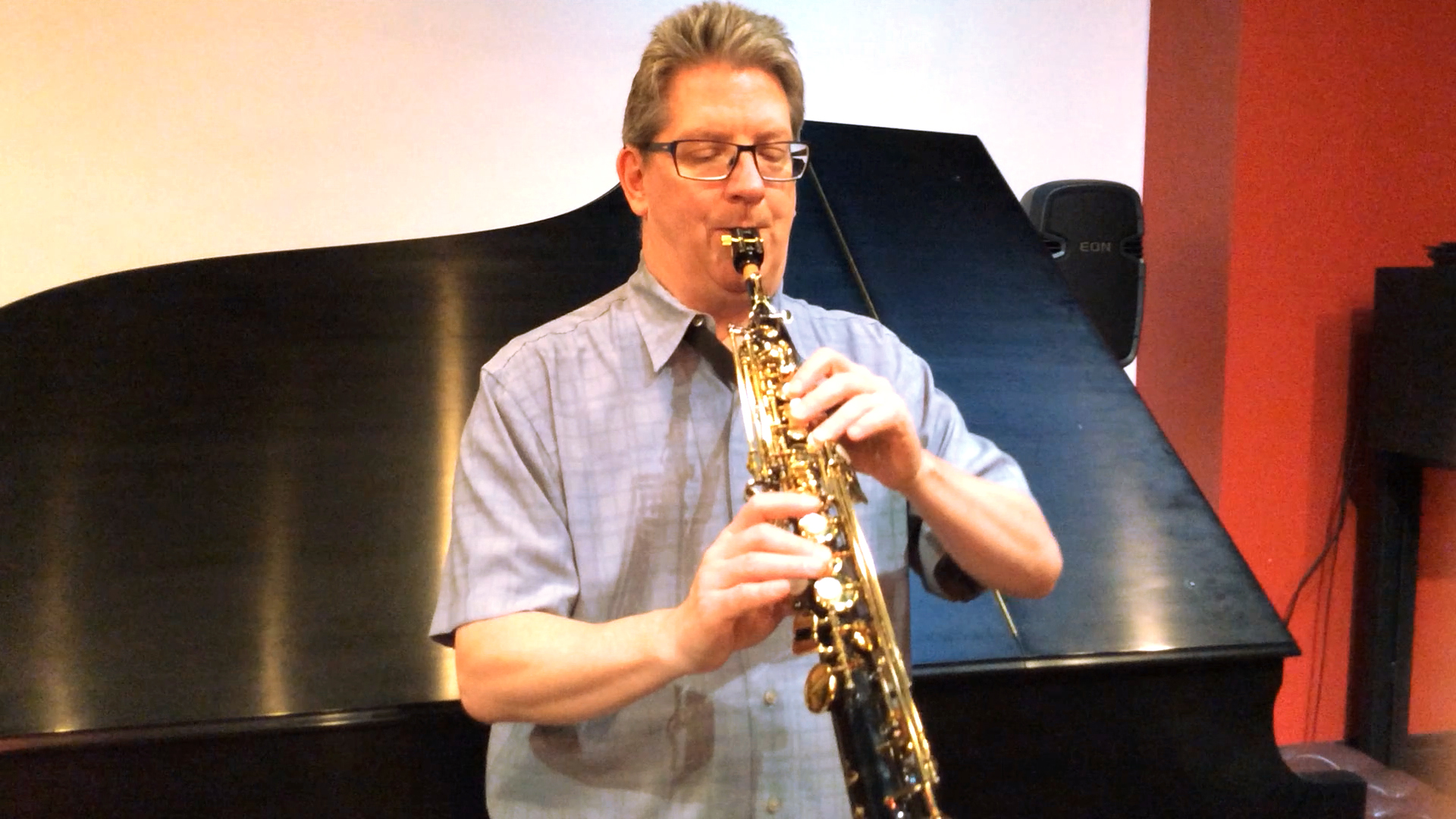 Pat O'Keefe of Zeitgeist on soprano saxophone.jpg