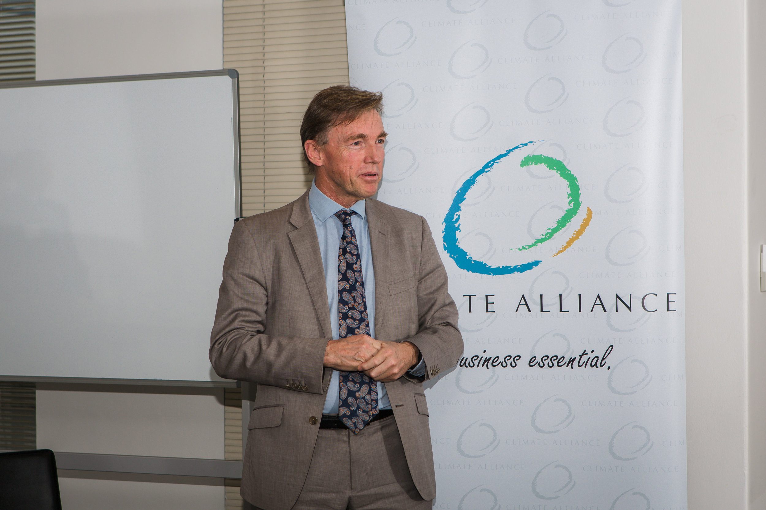 Professor John Thwaites