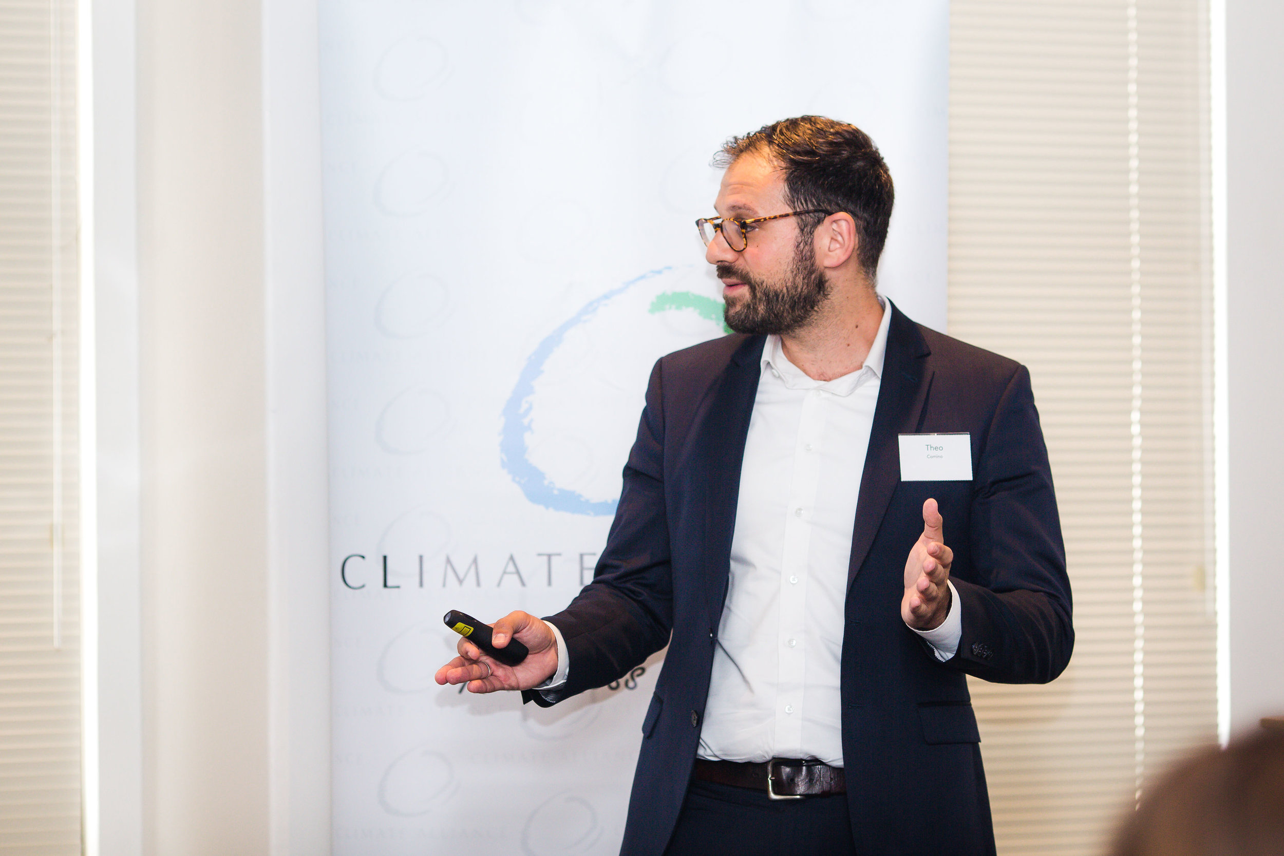 Theo Comino, Manager Greenhouse and Sustainability at AGL
