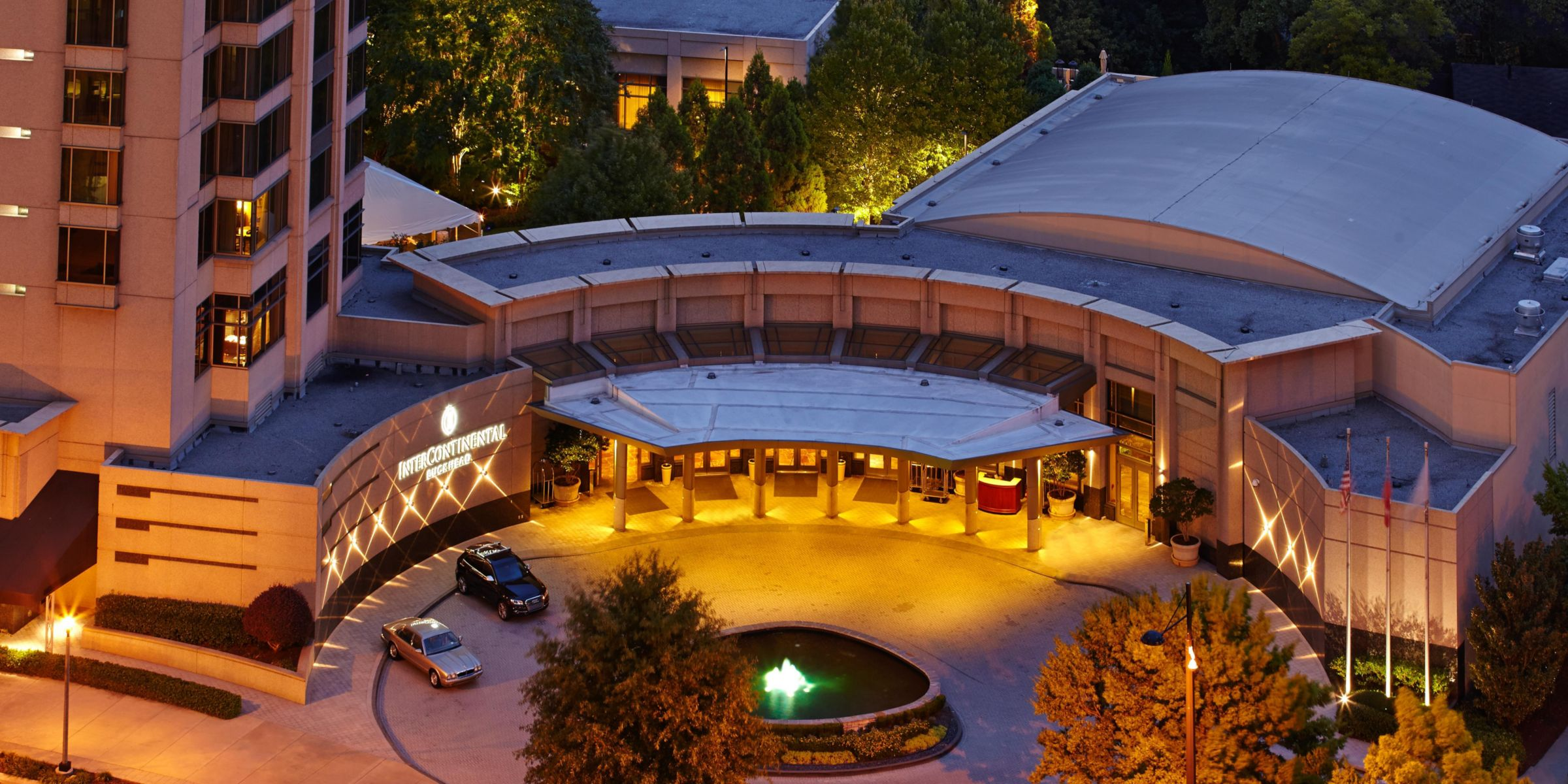 The InterContinental, Buckhead, Atlanta