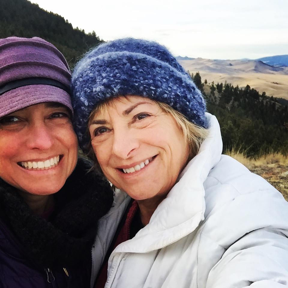 Sarah & Mom, Mt. Helena City Park