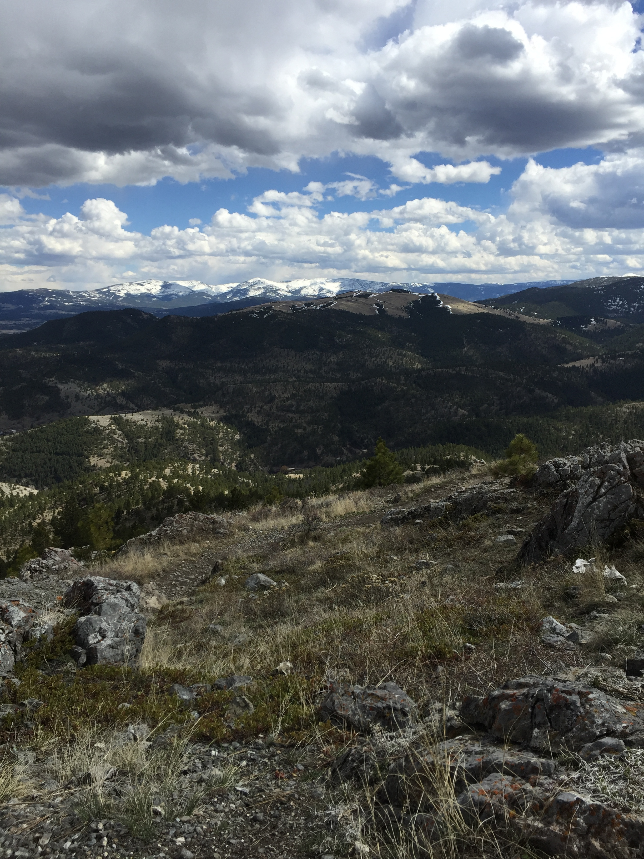 Mt. Helena Summit, April 19, 2019