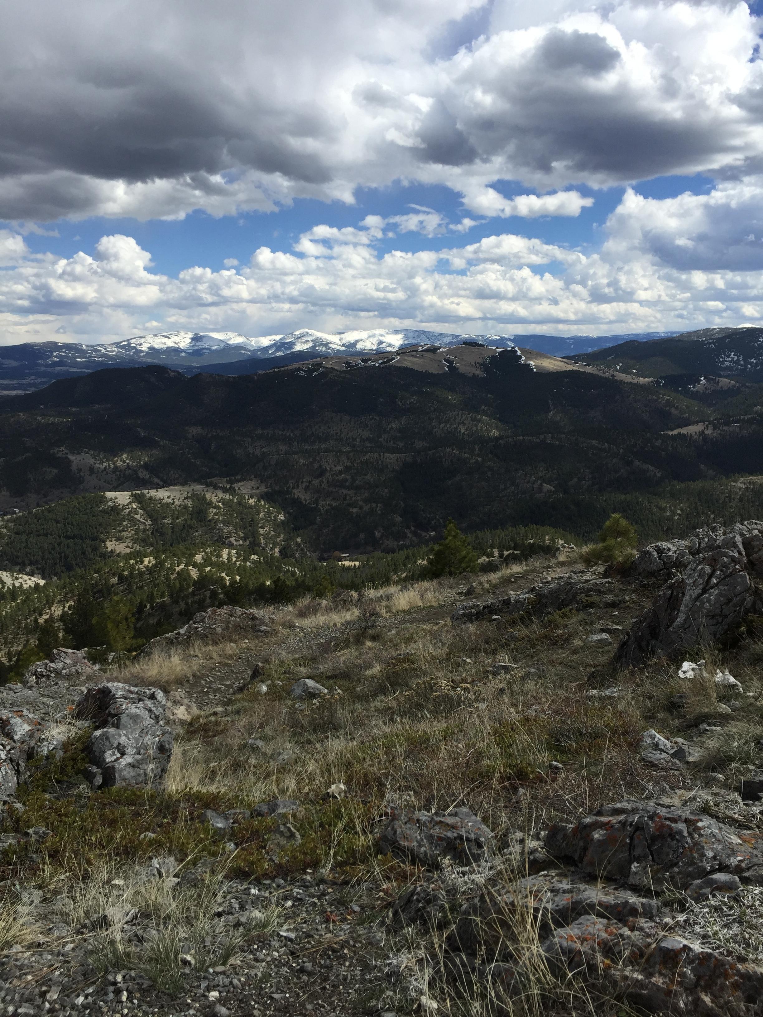 Mt. Helena Summit, April 19, 2019