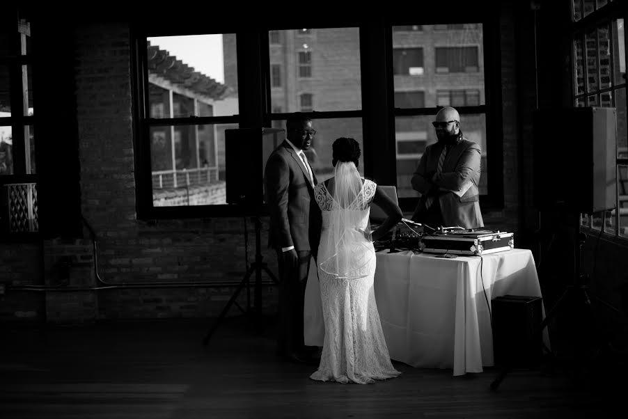 Wedding photo by Ryn Manby Photography