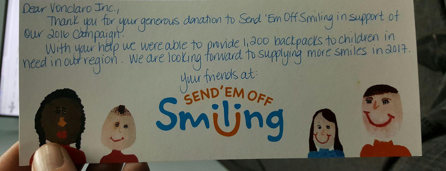 VonClaro Helps Send Em Off Smiling.jpg