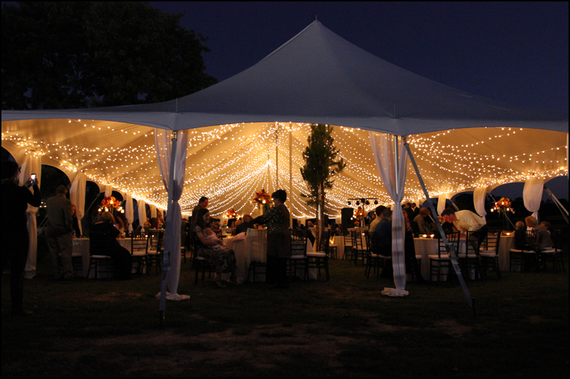 Lake Geneva Party Tent Rental - Fontana - Williams Bay - Elkhorn - Burlington