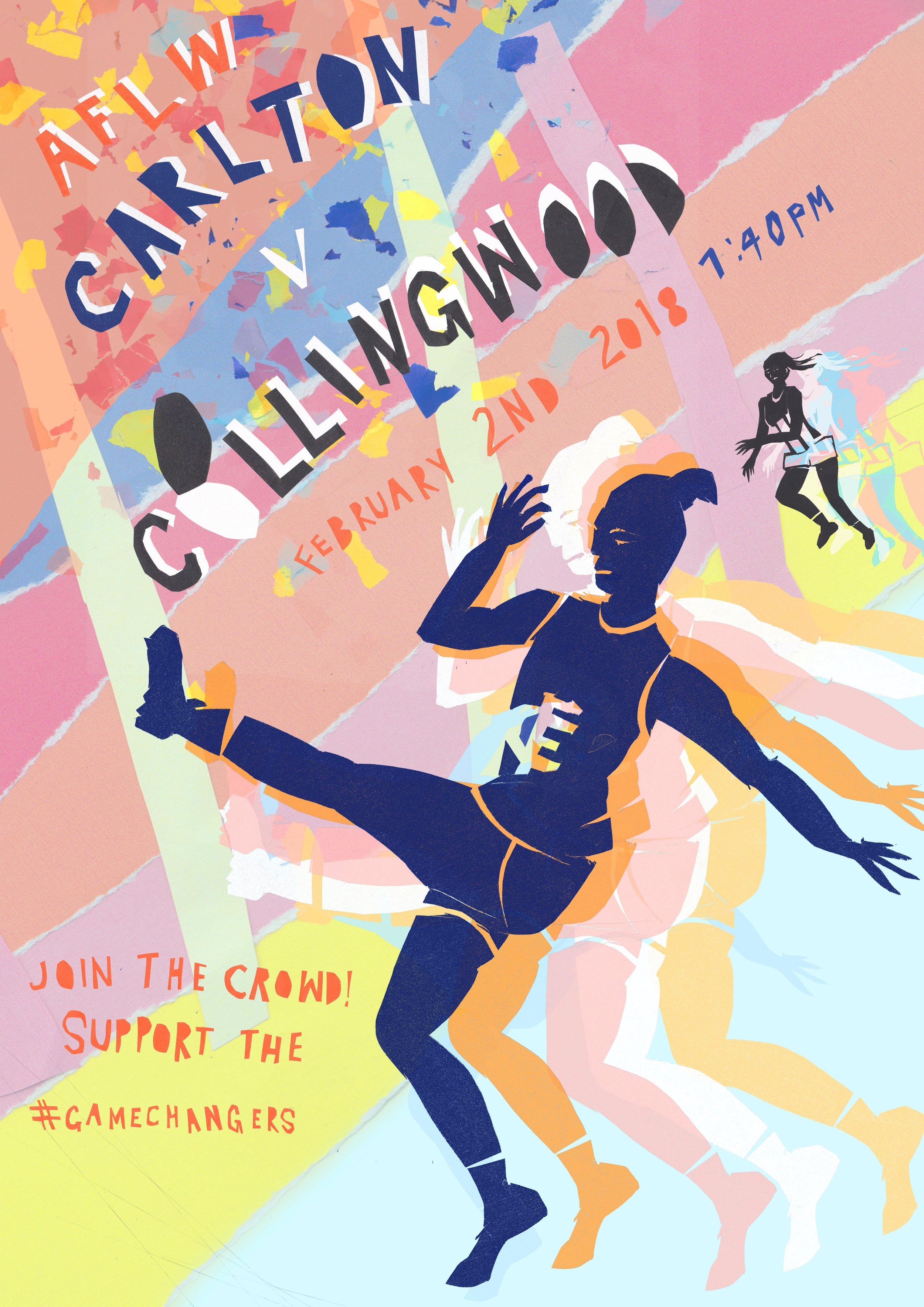 Revised AFLW Carlton Poster Paper Hgreen Final.jpg