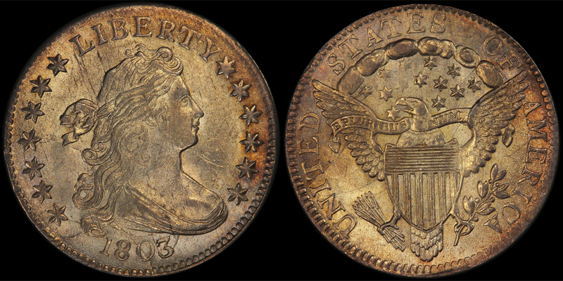 Lot 1044, image courtesy of Stack's Bowers