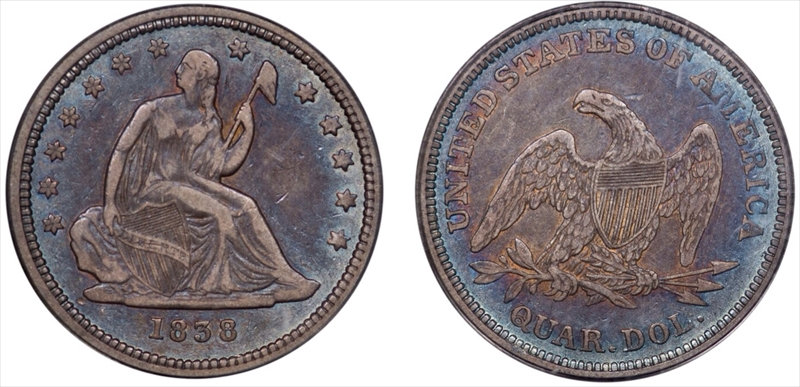 Coin Crack: The quarter that launched my new collection.