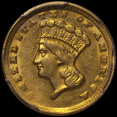 ...Gold Dollars... - This denomination has been popular with many generations of collectors and it lends itself to a host of different collecting methodologies...