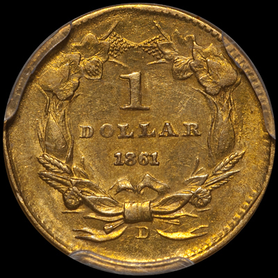 ...Dahlonega Gold... - If I had to select the Most Popular Branch Mint, it would likely be Dahlonega. These gold coins have become an avidly-sought after area of the market, with collectors from all over the country building sets...