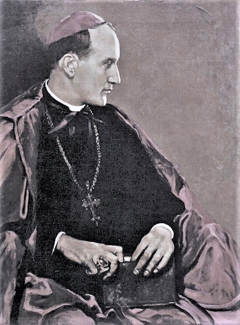 Bishop   Bl Alojzije Stepinac