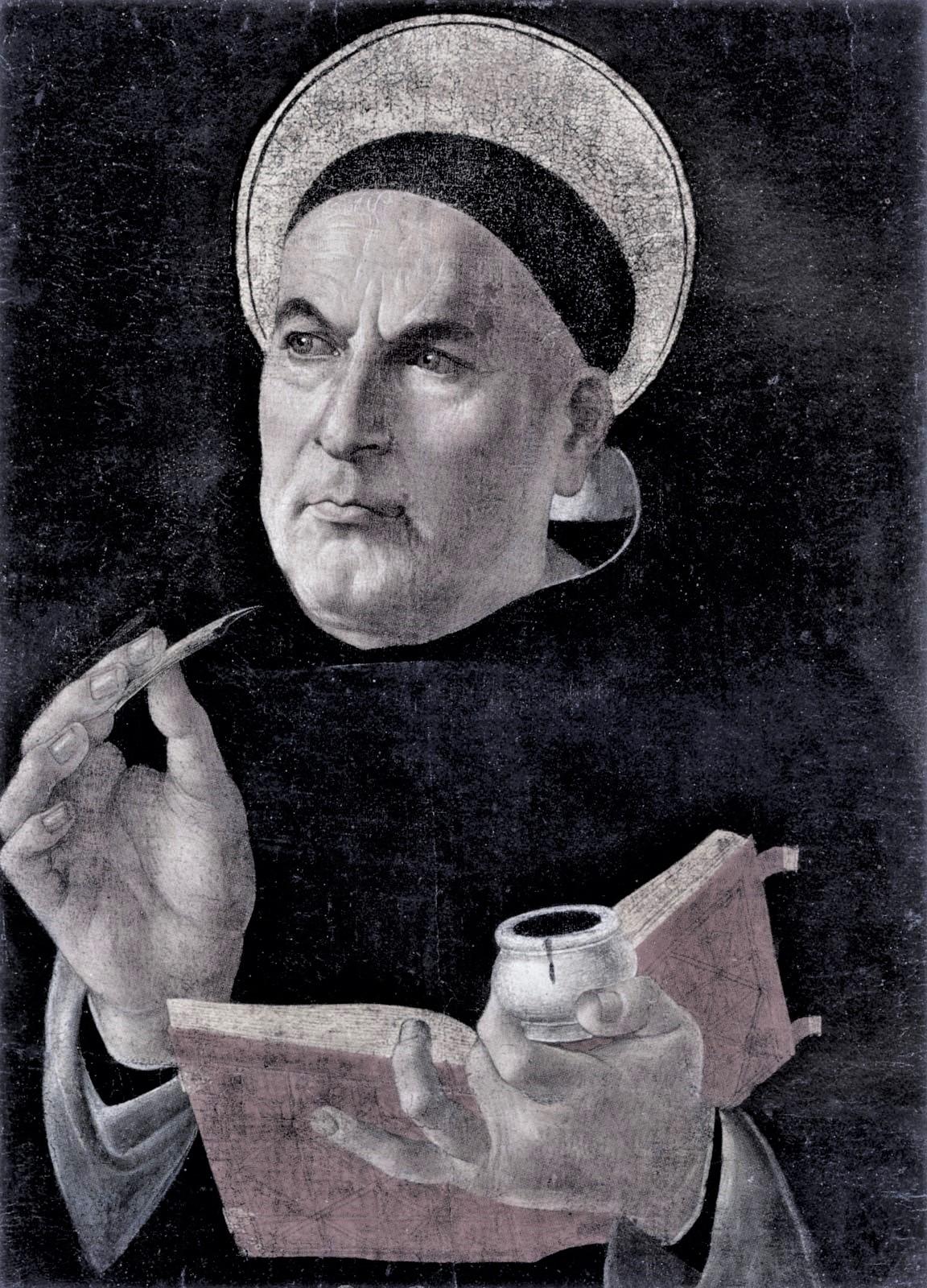 Priest   St Thomas Aquinas