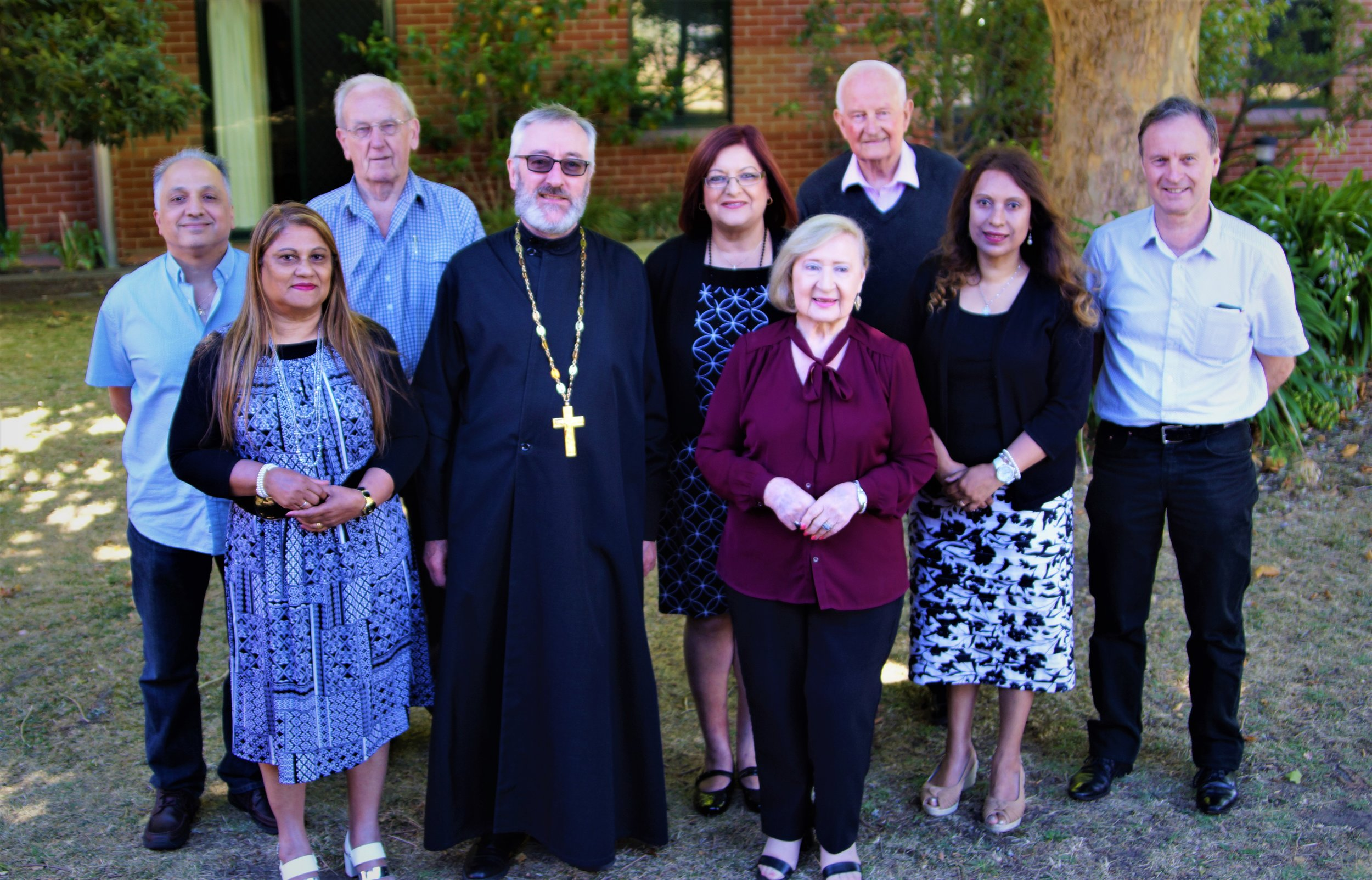 The Corpus Christi College Parents and Friends Auxiliary.