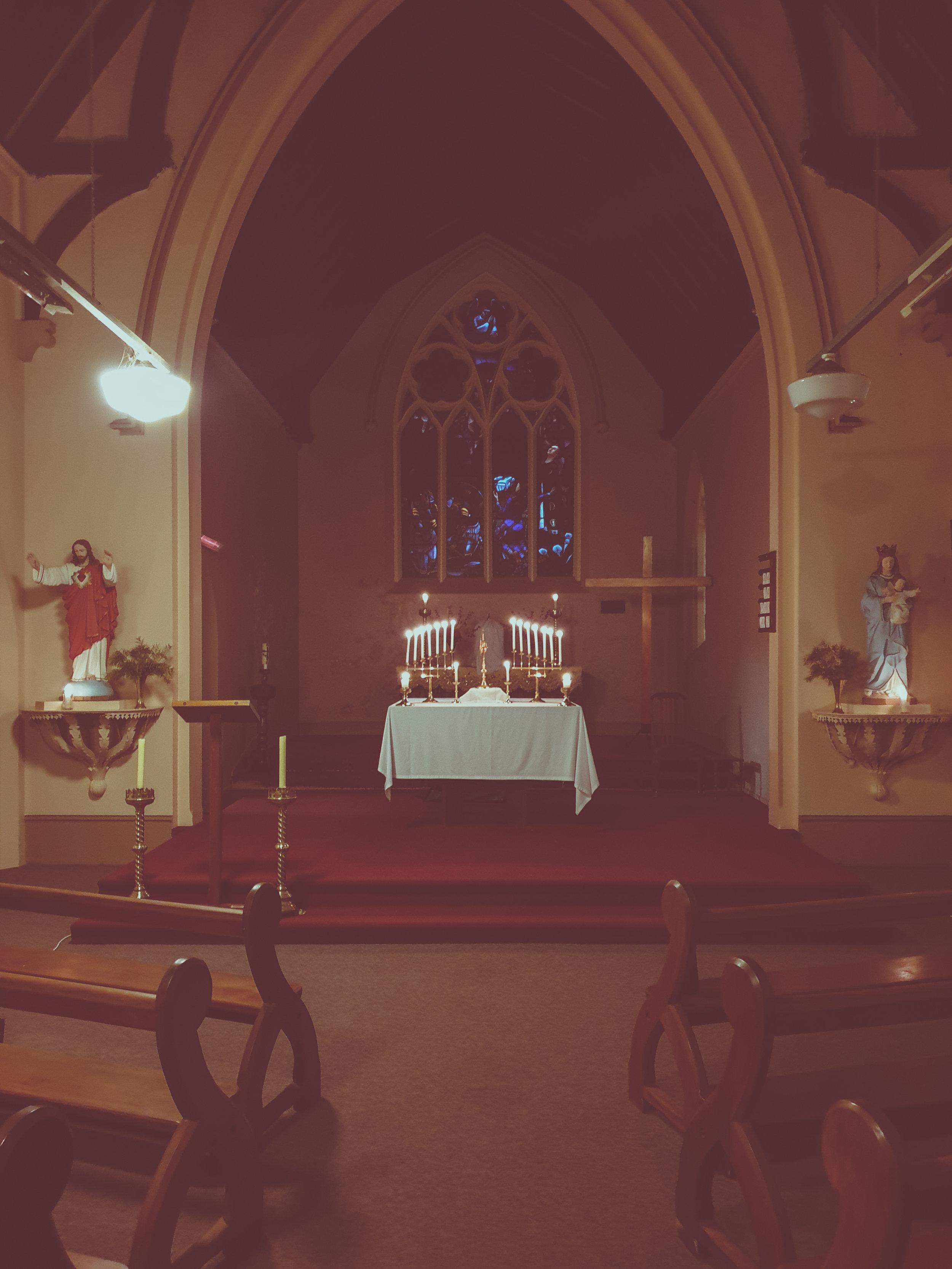 St. Joseph's Church, Learmonth.