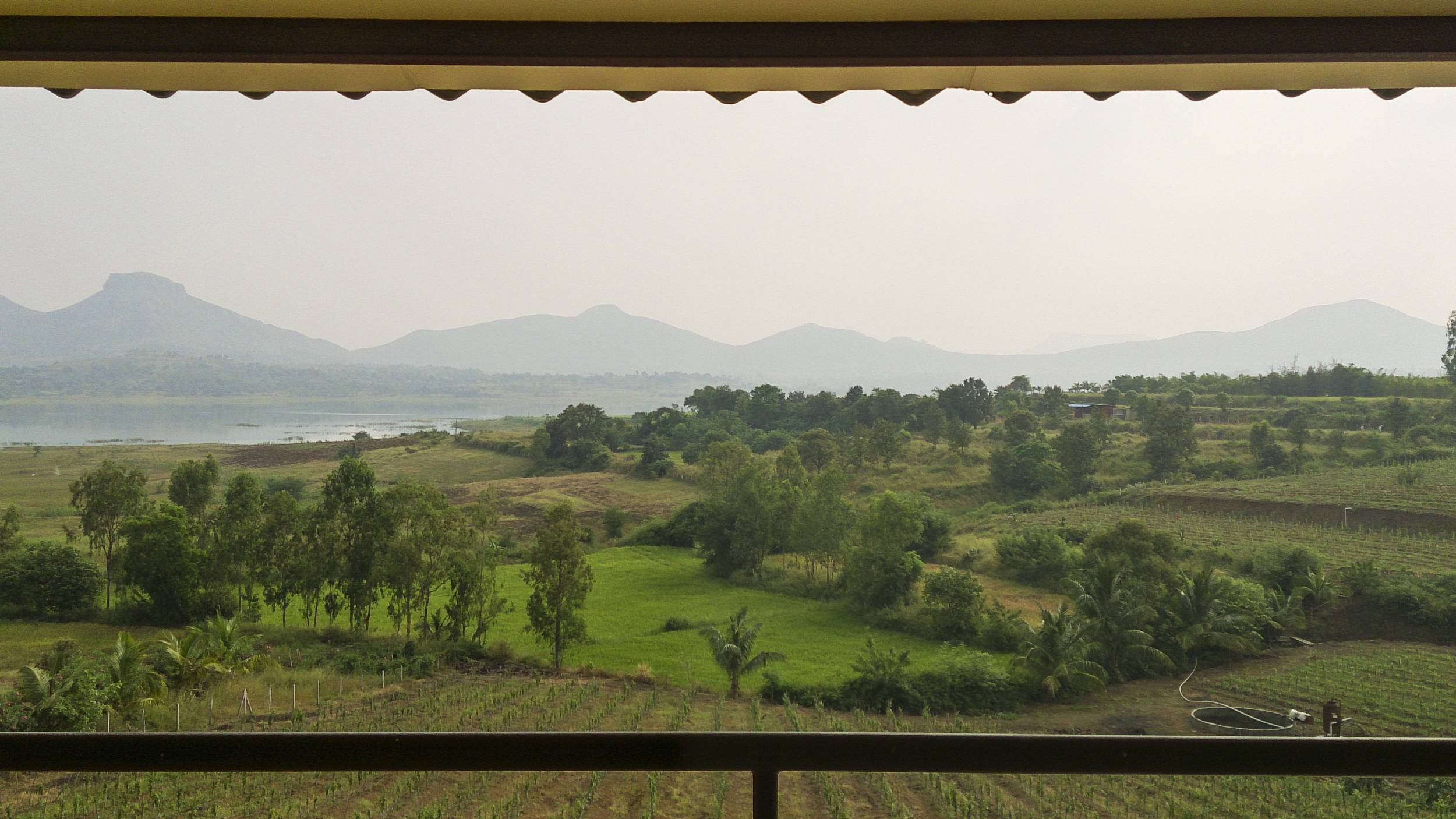 VIEW FROM PREMIUM ROOM