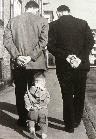 Like Father Like Son Like Grandfather