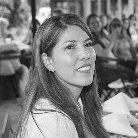 Luisella Germandia, General Manager of Inkaterra La Casona in Cusco