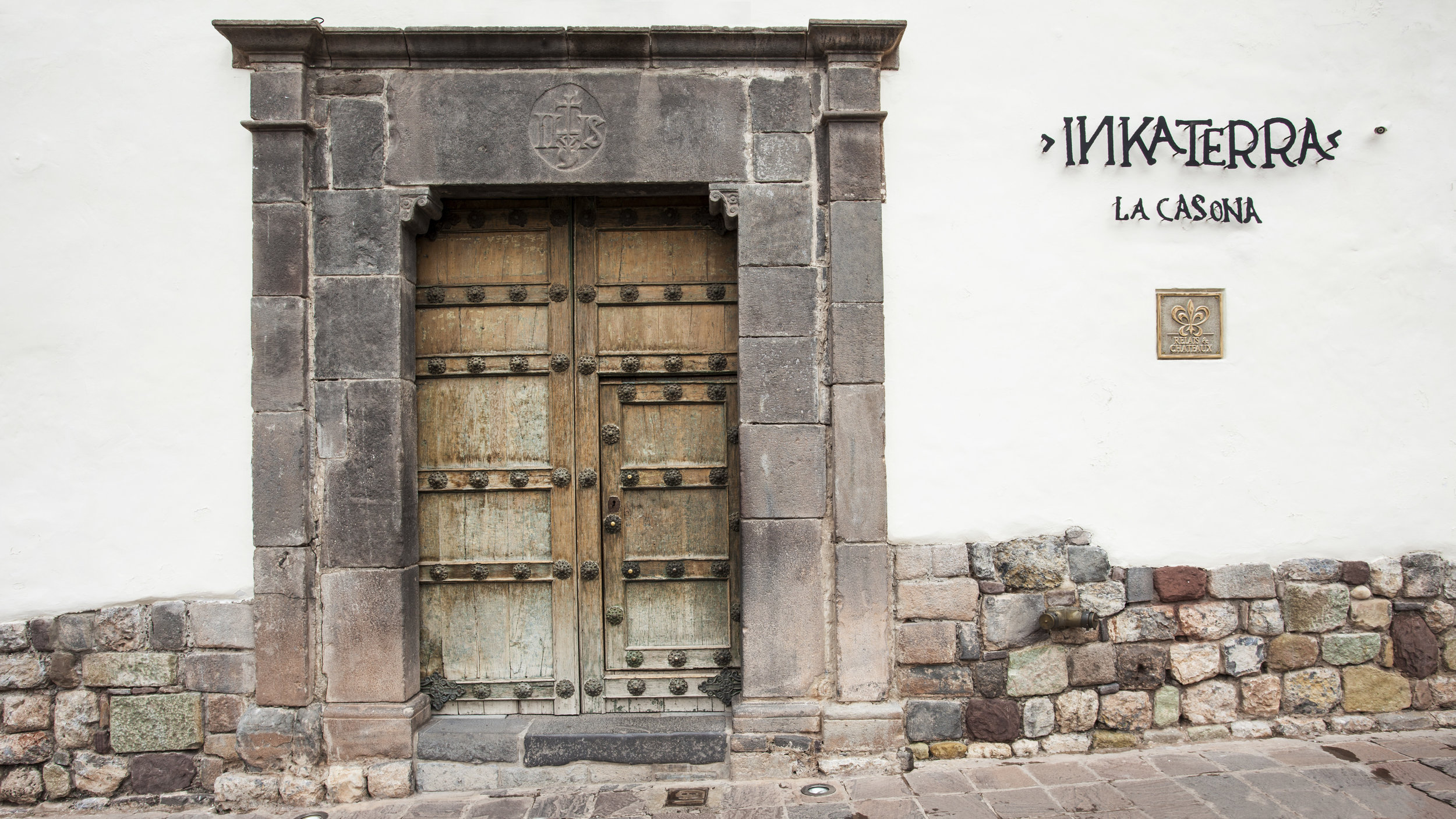 ...only those with one of the 11 rooms keys get a chance to experience the history behind these doors.