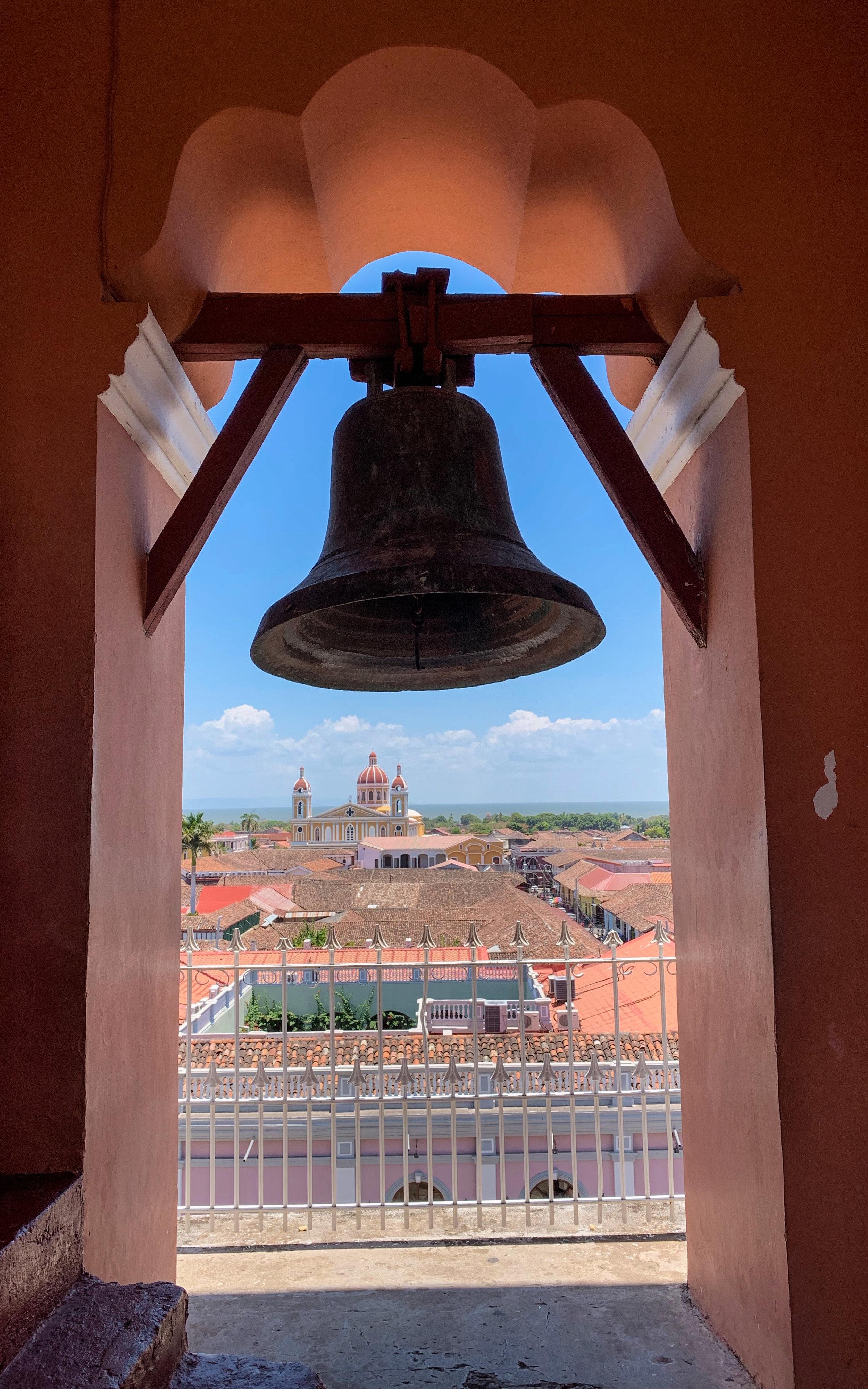 Views over Granada