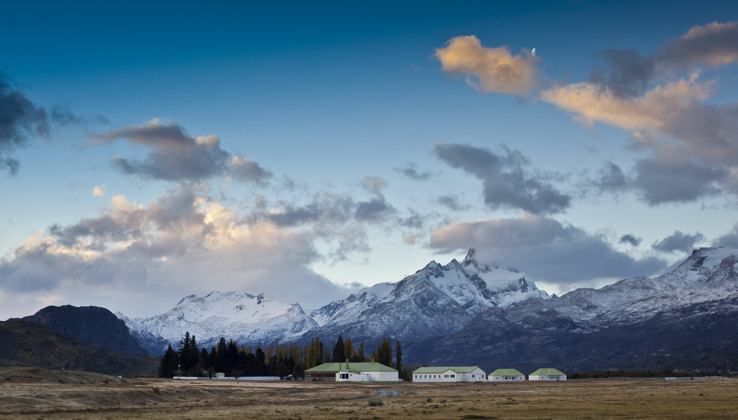 Feel small at Estancia Cristina, surrounded by Patagonia's soaring, jagged peaks
