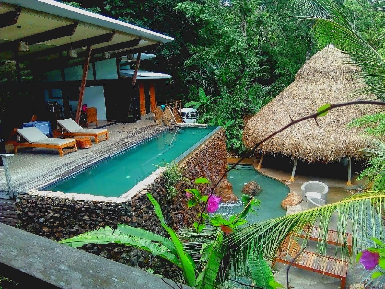 Villa Estate with private pool at Isla Palenque