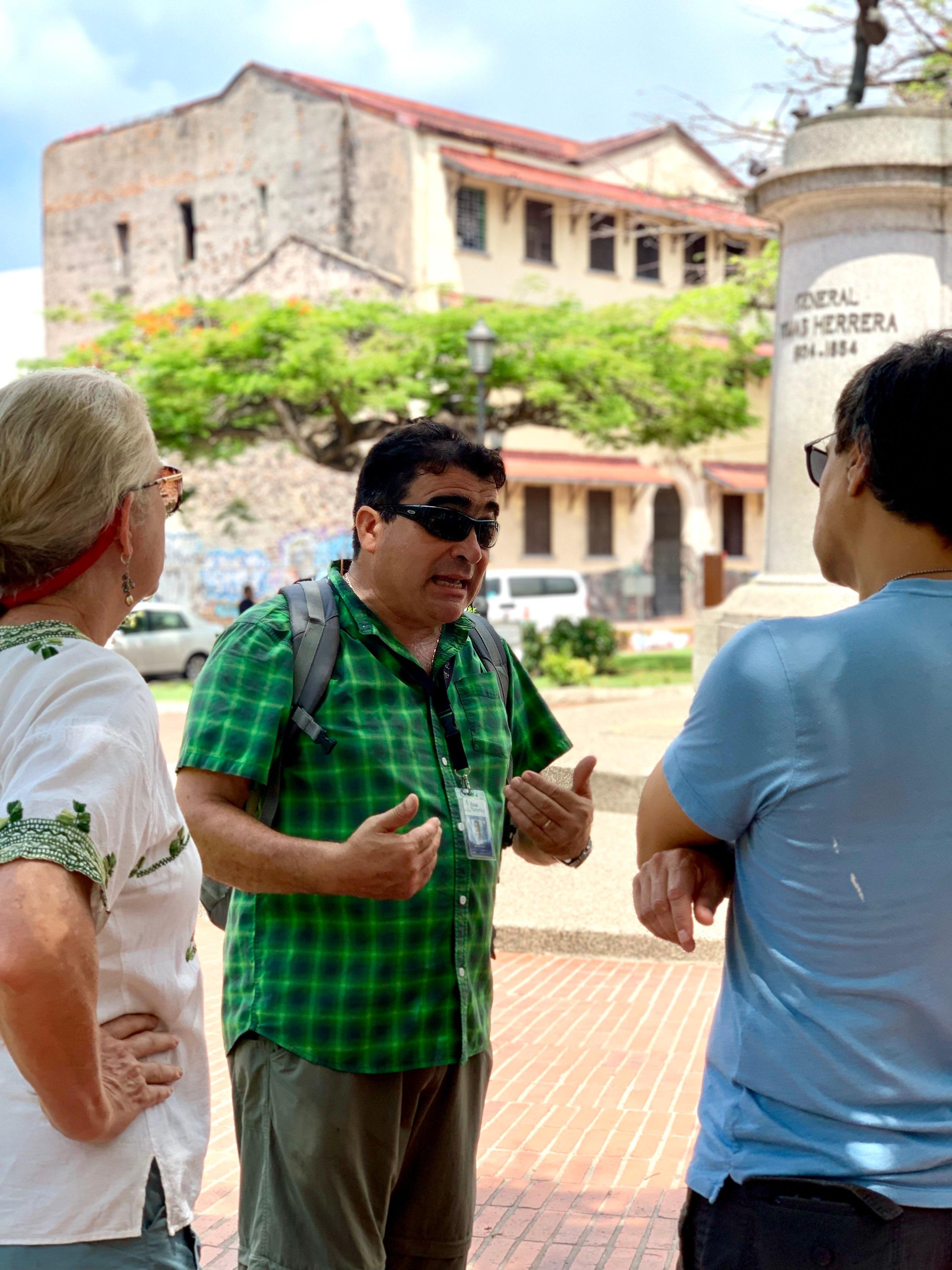 Panama City's Casco Viejo