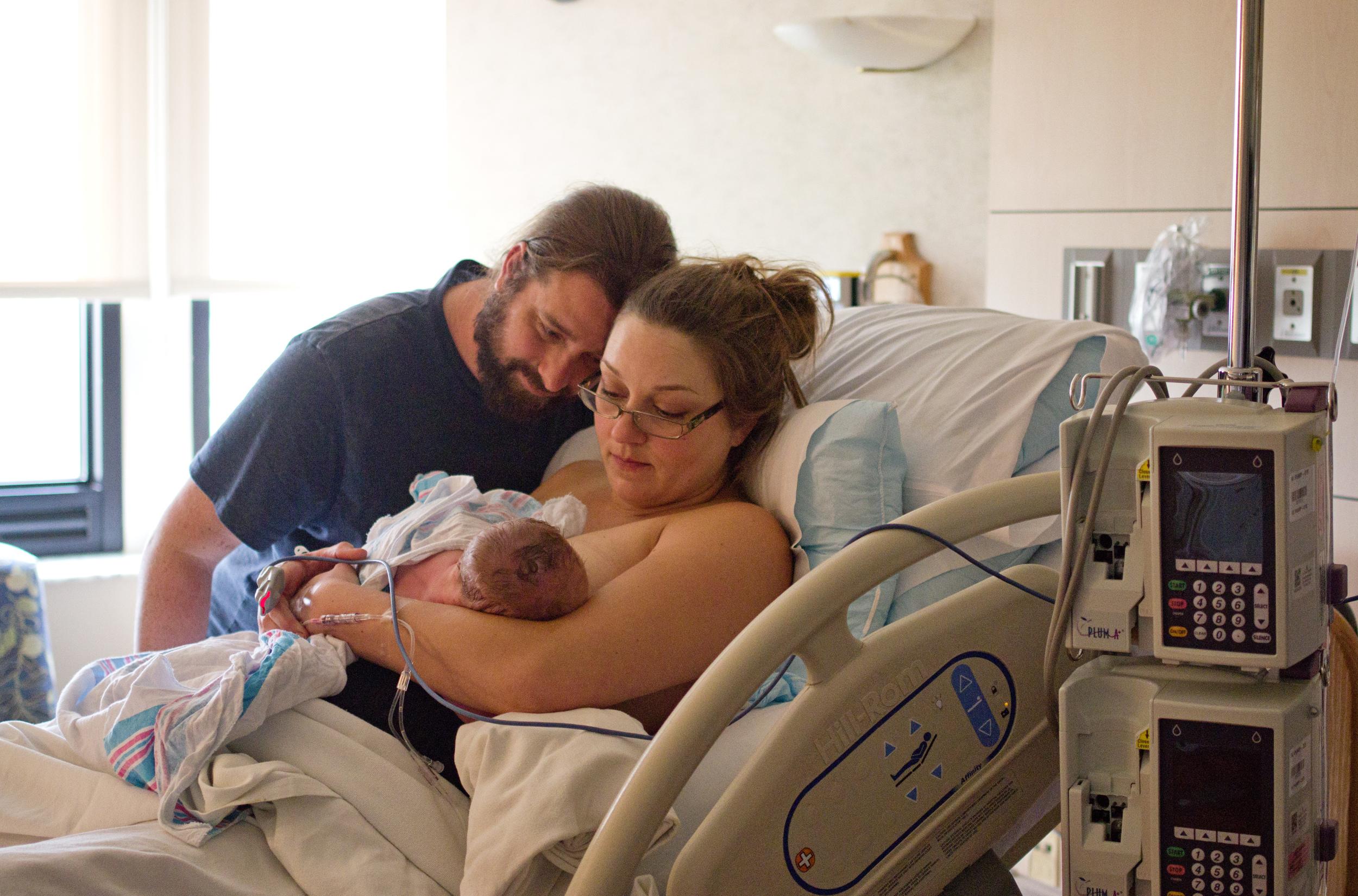 birth potography