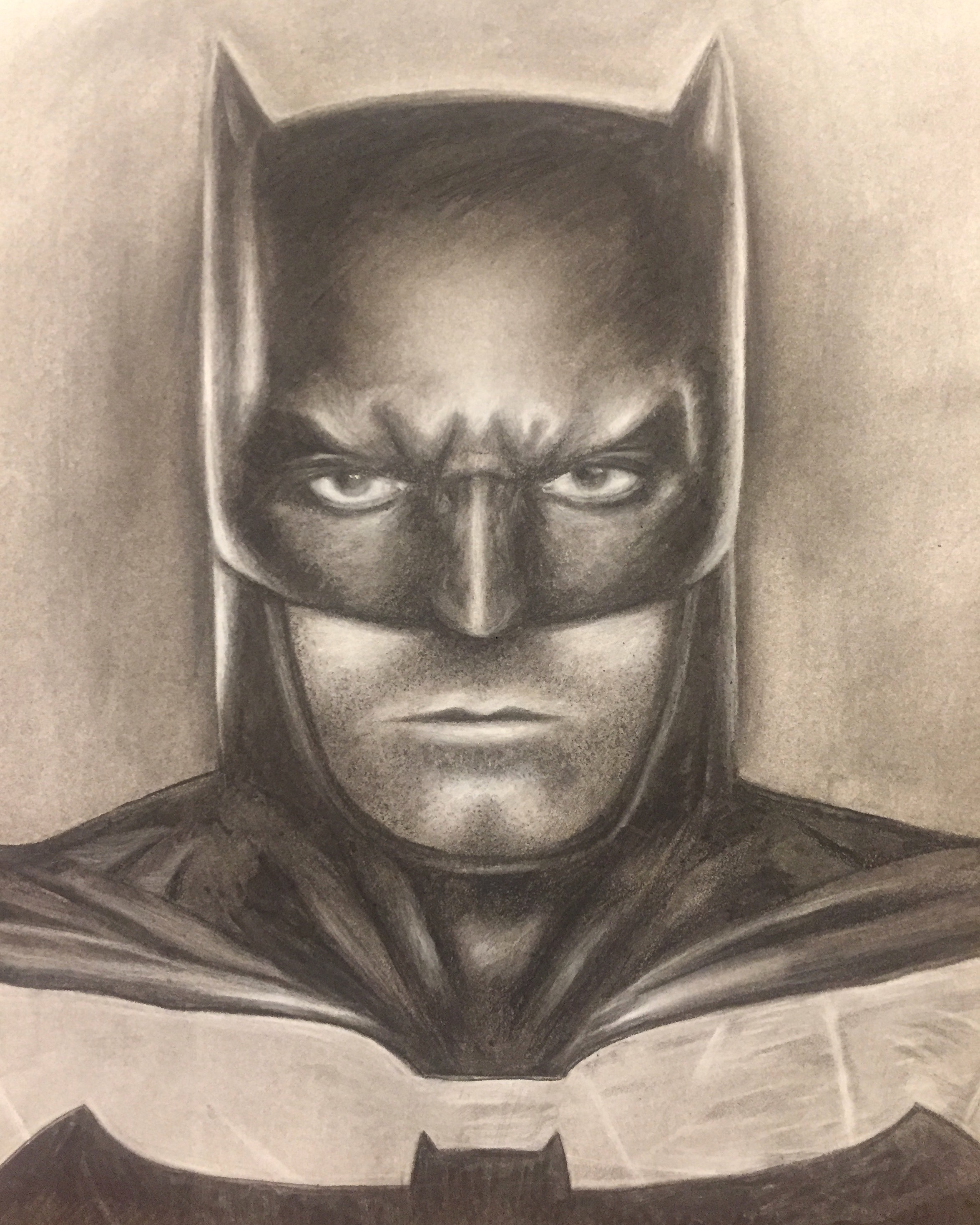 Batman Headshot